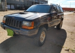 Jeep Grand Cherokee Limited 1996 com mecânica Toyota Hilux D4D 3.0 diesel ano 2008.