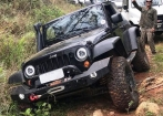 Paralama alargados WB4x4 Transformer Jeep Wrangler