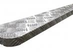 Capa de Aluminio Estribo Toyota Bandeirante