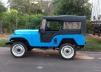 VENDO JEEP 1964 6CC  RESTAURADO