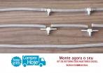 Kit Retorno Bicos Injetores Tracker Diesel Bosch Common Rail