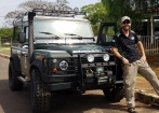Land Rover Defender 90, ano 2000