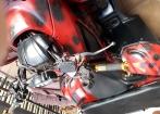 Quadriciclo Honda Fourtrax 4x4 ano 2011 - 420 cc - 26 HP - aceita troca- parcela