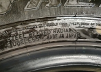 4 Pneus R15  195/80 Dunlop-Originais Jimny Sierra