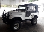 Jeep Willys CJ-5 DIESEL