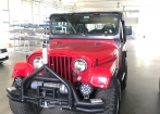 JEEP WILLYS 1961 INJETADO