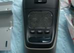 Vendo Console de teto Ford Ranger,Parasóis e Espelho Fotocrômico