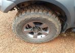 5  pneus  SCORPION MTR