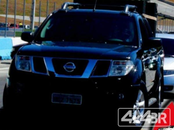 Nissan frontier le espanhola
