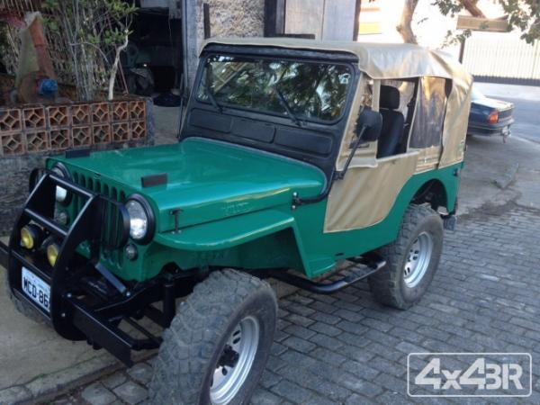 jeep 1951cj3
