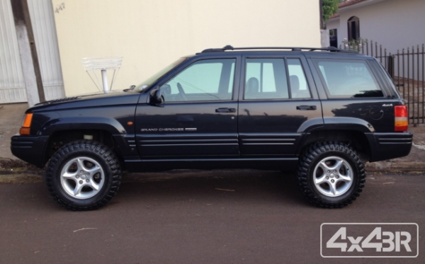 jeep grand cherokee limited LX 5.9