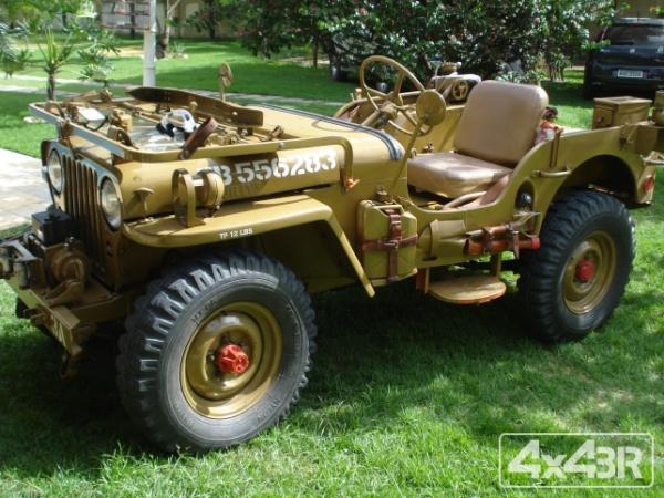 jeep 51 Porreta