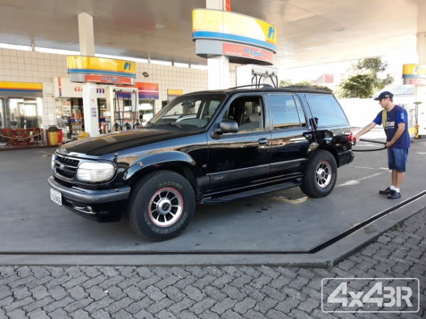 Ford Explorer Limited 5.0 302V8 4X4 1998