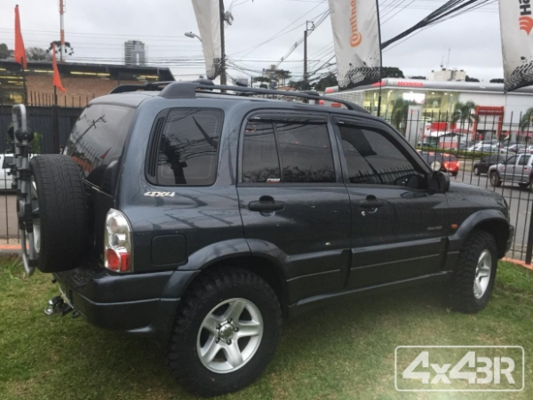 Tracker 09..�/..Lift na Suspensão Kit RC 2