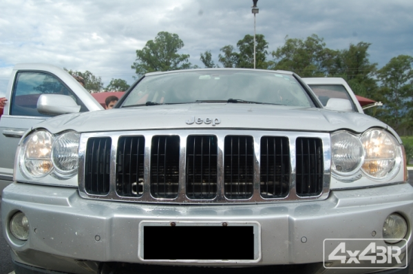 Jeep Grand Cherokee 4.7 V8 limited 2006