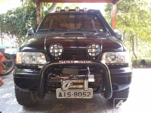 Sportage 4x4 Black