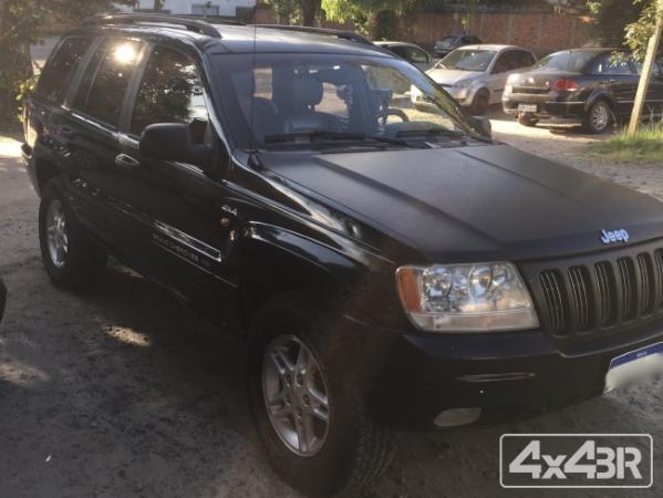 Grand Cherokee V8 Limited