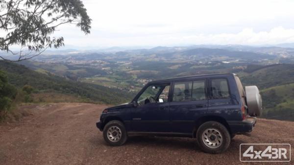 Suzuki Vitara JLX 1.6 16V 5p Autom 1997