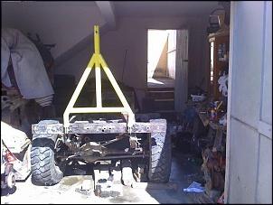 Vou colocar as fotos aqui da reforma do jeep...  não sei se vai ser de utilidade pro povo...