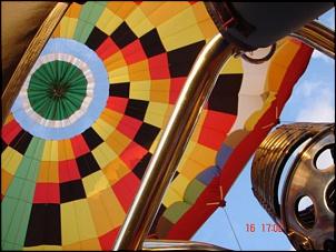 Balonismo - Balão em pé