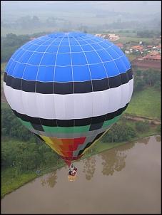 Balonismo - Balão voando!