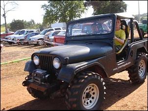 Fotos do meu Jeep... Cj5 1972 - Motor Opala 4cc a álcool preparado, Caixa 3 original, e agora com molas de Toy-Band