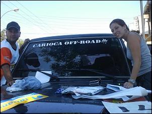 1º rally - Carioca Off Road - Rio Bonito - 08/11/08