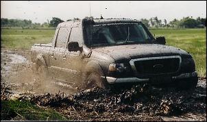 """Ranger 05 2.8 TDI TGV 4x4 Mud 33"""""""