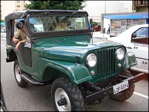 Meu Jeep que foi roubado