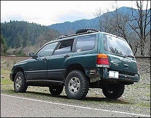 forester4'', a altura ideal...
