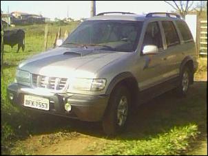 Sportage Grand 2001 - Diesel