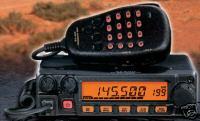 YAESU VERTEX FT-1802 VHF Mobile Radio
