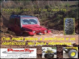 pneus top recapadora de pneus off roads....