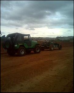 Jeep e Gaiola
