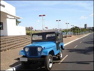 """Jeep Ford CJ5 1973 - """"Tenório"""""""