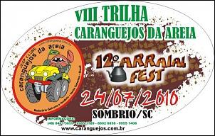 Convite Trilha dos Carangueijos 2010