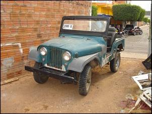 Reforma Jeep 1967