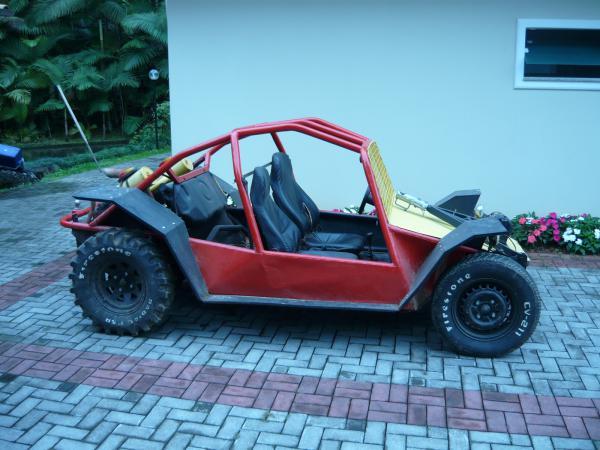 Gaiola 1600cc
