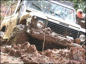 Buraco do Camel 2008 - Garra4x4
