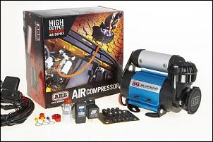 Compressor Hi out put