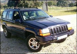 Brucutu - Jeep Grand Cherokee Limited