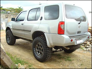 "Body lift + lift + 33"" + Modificações"
