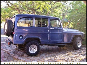 Ford Rural 4x4 - 1974