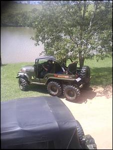 pessoal de amparo....só jeep doido....