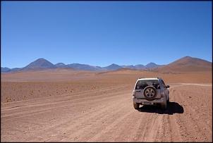 Nos altiplanos, a gente escolhe o caminho.