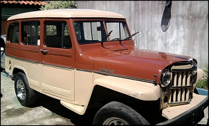 Rural Willys 1959