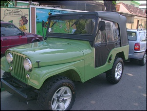 jeep willys - 77