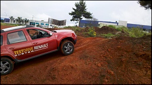 DUSTER TEST-DRIVE 4x4