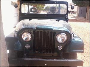 Álbum do meu Jeep Cj 5 ano 65 adquerido no dia 15 de agosto de 2011. Ele estar sendo refeito por mim na oficina montada exclusivamente pra ele.