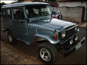 Toyota Bandeirante 91/91